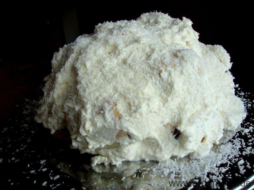 Blätterteig-Ricotta Torte