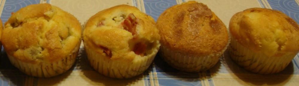 rhabarber muffins artikelbild