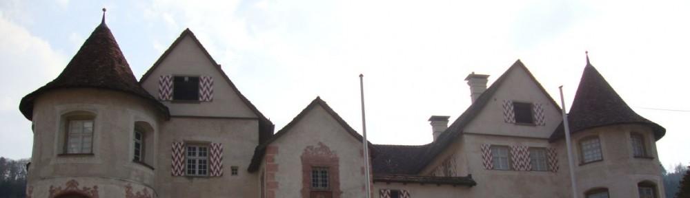 Wasserschloss Glatt Schlosscafe artikel